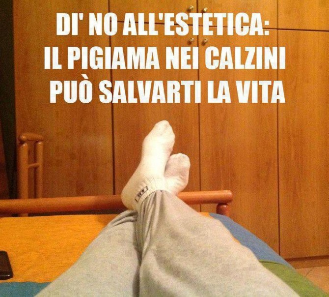 Dici no all'estetica